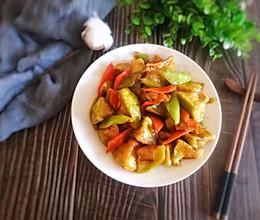 东北硬菜烧茄子的做法
