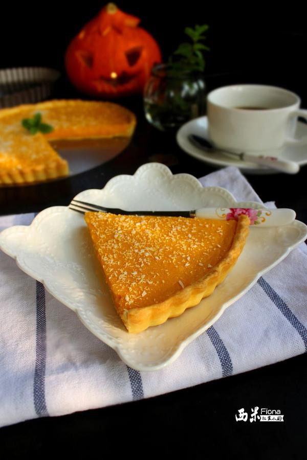 奶油奶酪南瓜派(9.5寸)