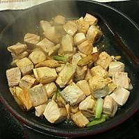 煎炒三文鱼的做法图解6