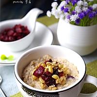 【5分钟打造快手营养早餐】蔓越莓燕麦粥#黑人牙膏一招制胜#的做法图解9