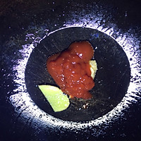 美味茄汁龙俐鱼的做法图解4