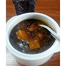 每日一粥:南瓜血糯米粥