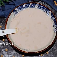 核桃红枣豆浆—补脑又补血