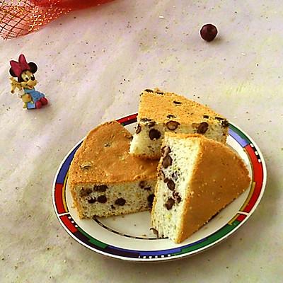 蜜豆天使蛋糕