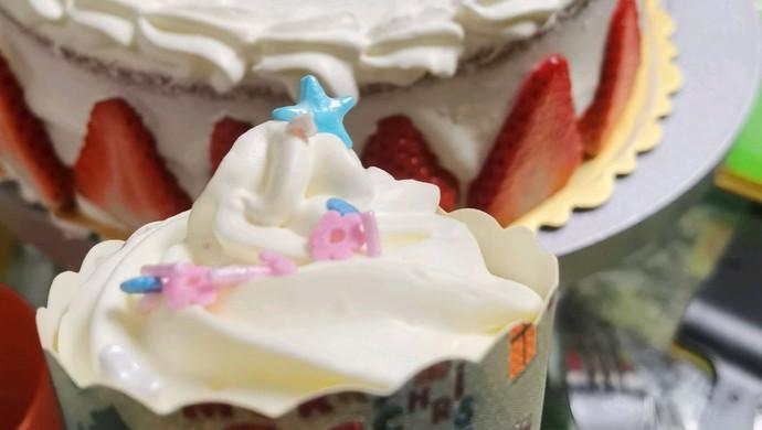 红丝绒蛋糕~圣诞夜