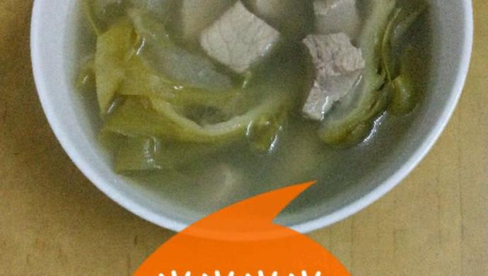 霸王花瘦肉汤