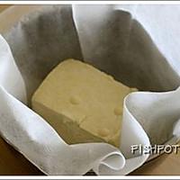 香煎花生豆腐饼的做法图解2