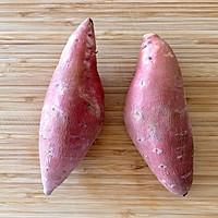 升级版桂香烤红薯的做法图解1