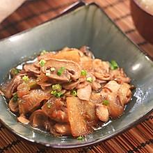 口蘑炒冬瓜—迷迭香