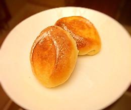 【小烤箱也有春天收官之作】罗宋面包的做法