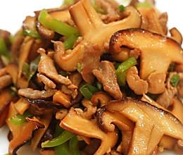 香菇肉丝-迷迭香的做法