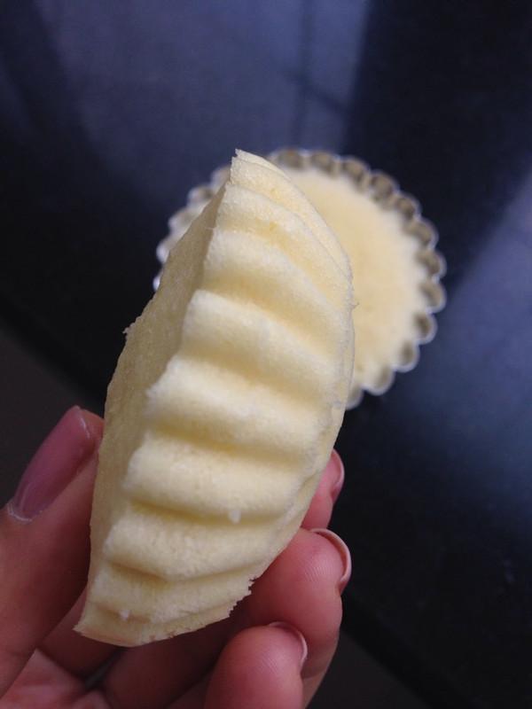 快手蒸蛋糕(微波炉也OK的老式蛋蜂糕)