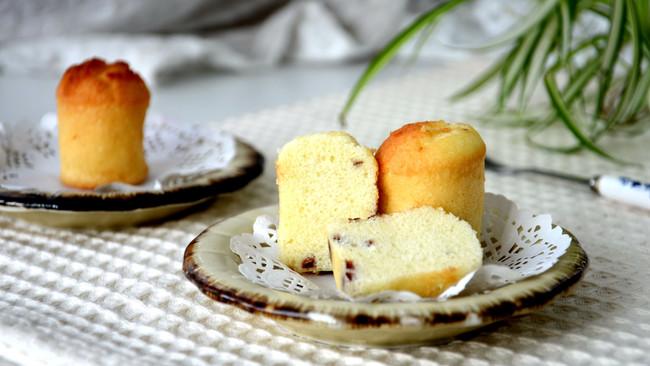 蔓越莓海绵小蛋糕的做法