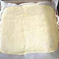 #东菱魔法云面包机#香葱肉松面包卷的做法图解5