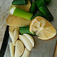 玉米海带排骨汤的做法图解5