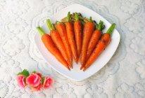 香煎手指萝卜的做法