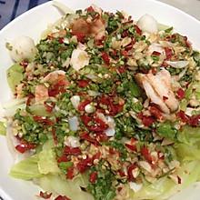正宗泰式海鲜沙拉