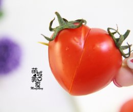 【情人节】爱心水果的做法