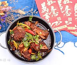秘制香辣羊蝎子#中粮年味儿菜#的做法