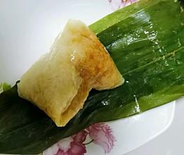 鲜肉蛋黄粽子#美食视频挑战赛#的做法