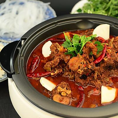 麻辣羊蝎子火锅十八种香料