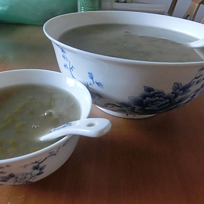 大米绿豆汤
