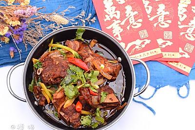 秘制香辣羊蝎子#中粮年味儿菜#