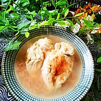 #合理膳食 营养健康进家庭#柚子鸡胸肉汤的做法图解5