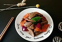 熘肝尖#每道菜都是一台食光机#的做法