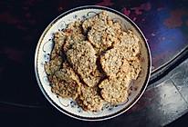 减肥低脂零食-香蕉燕麦软饼干的做法