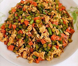 杂菜蔬的做法