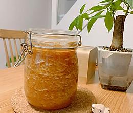 精确的用一个柚子做蜂蜜柚子茶的做法
