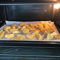 孜然烤薯角#花10分钟,做一道菜!#的做法图解5