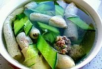 竹荪瓜片汤的做法