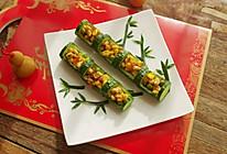 #新年开运菜,好事自然来#节节高升,竹报平安的做法