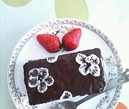 刷绣蛋糕的做法