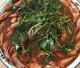 香辣盘盘虾的做法