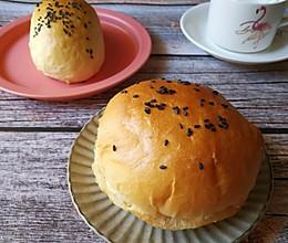 基础甜面包的做法