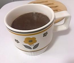 #换着花样吃早餐#黑豆黑米黑芝麻糊的做法