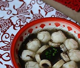 春节吉祥菜之恭喜发财——【发菜汤】的做法