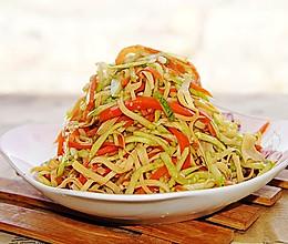 #花10分钟,做一道菜!#凉拌菜的做法