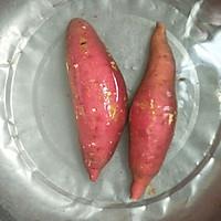 烤箱版烤红薯的做法图解2