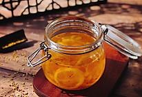 柠檬糖桂花的做法