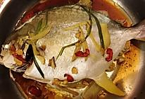 清蒸金鲳鱼 清蒸鱼的做法