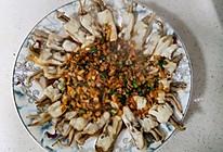 蒜蓉蛏子的做法