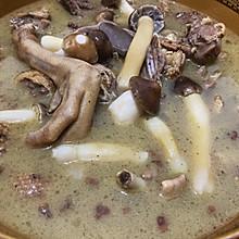 鲜美老鹅汤