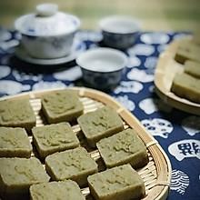 粗纤维绿豆糕饼