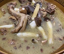 鲜美老鹅汤的做法