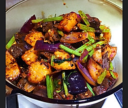 香辣干锅牛肉的做法