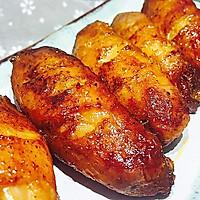 吃过就会爱上的--烤鸡翅的做法图解8